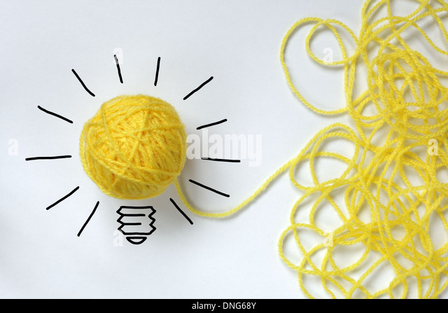 Good idea - Stock Image