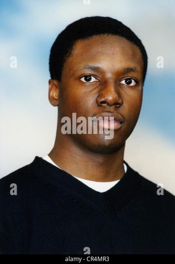Brown, Robert (Rob), * 1.3.1984, US American actor, portrait, 16.2.2001, - Stock Image