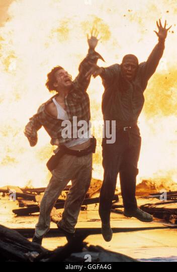 EXPLOSIV - BLOWN AWAY / Explosive - Blown Away USA 1994 / Stephen Hopkins JEFF BRIDGES (James Dove), FOREST WHITAKER - Stock Image