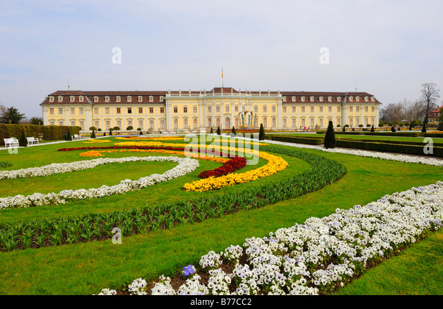Flourishing stock photos flourishing stock images alamy for Butlers ludwigsburg