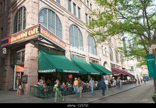 Th Street Restaurant Denver