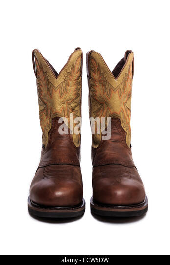 brown-leather-boots-isolated-over-a-whit