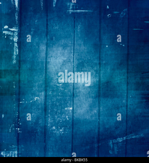 Wooden old grunge scratched background - Stock Image