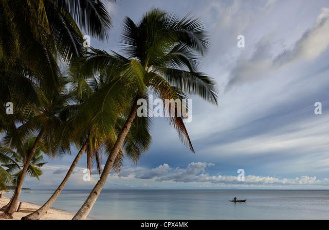 San Juan Beach, Siquijor, The Visayas, Philippines - Stock-Bilder