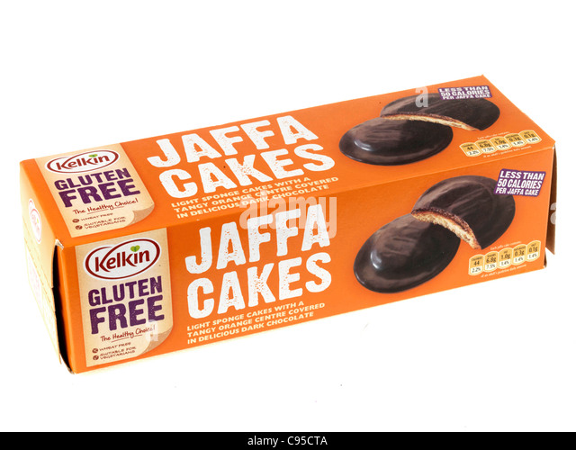 Are Mcvities Jaffa Cakes Gluten Free