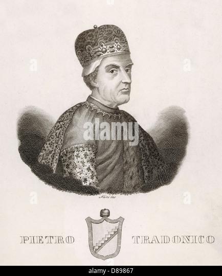 Pietro Tradonico - Stock Image