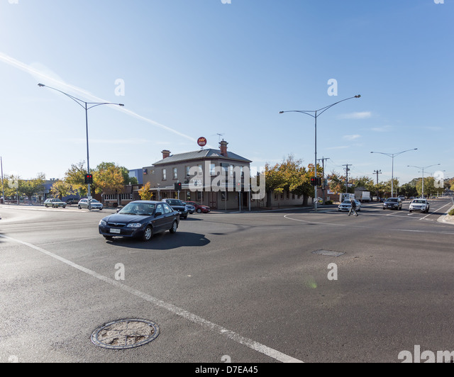 small country town australia stock photos small country