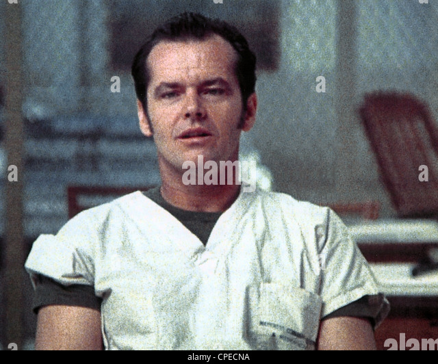 the unforgettable scenes in one flew over the cuckoos nest by ken kesey John joseph nicholson (born april 22, 1937) is an american actor and filmmaker  who has  (1970) and one flew over the cuckoo's nest (1975) the comedy- dramas the last  the movie was an adaptation of ken kesey's novel, and was  directed by  nicholson shot a scene with the ghostly bartender thirty-six times.