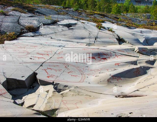 Alta norway stock photos images alamy