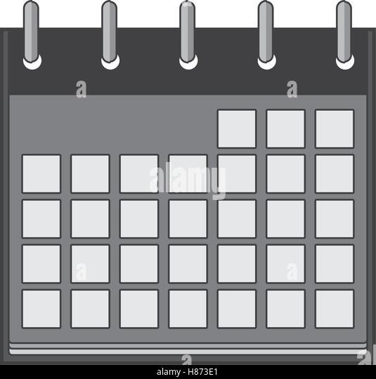 Blank Calendar Vector : Wednesday calender stock photos