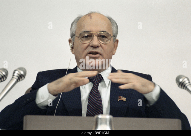 A biography of gorbachev the supreme soviet in ussr