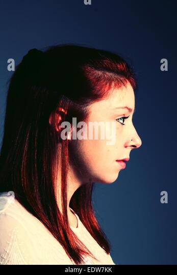 Portraiture - Stock Image