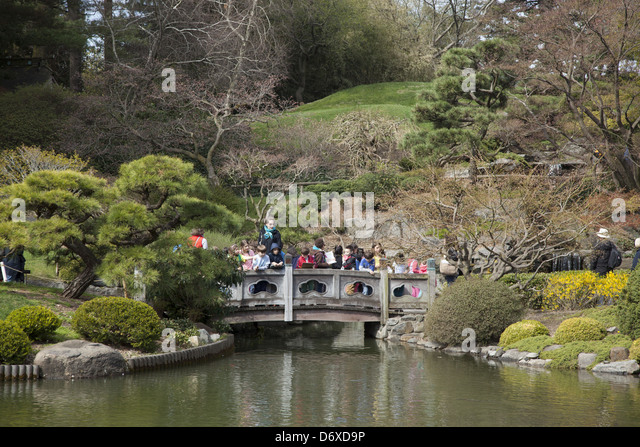 Japanese Garden Bridge Stock Photos Japanese Garden Bridge Stock Images Alamy