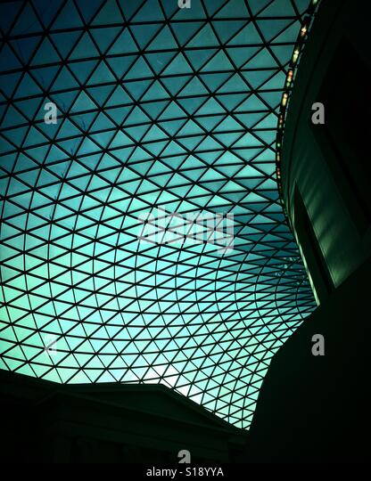 British museum - Stock-Bilder