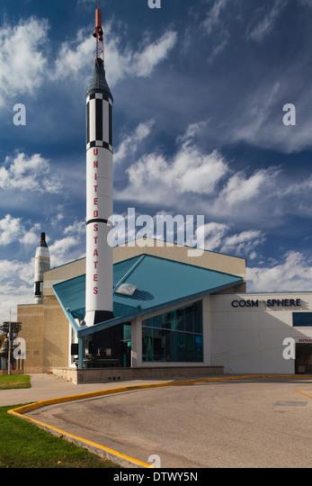 Kansas cosmosphere stock photos kansas cosmosphere stock images alamy for American exteriors kc