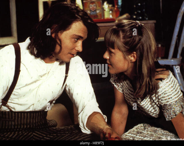Benny & Joon, (BENNY AND JOON) USA 1994, Regie: Jeremiah Chechik, JOHNNY DEPP, MARY STUART MASTERSON, Stichwort: - Stock Image