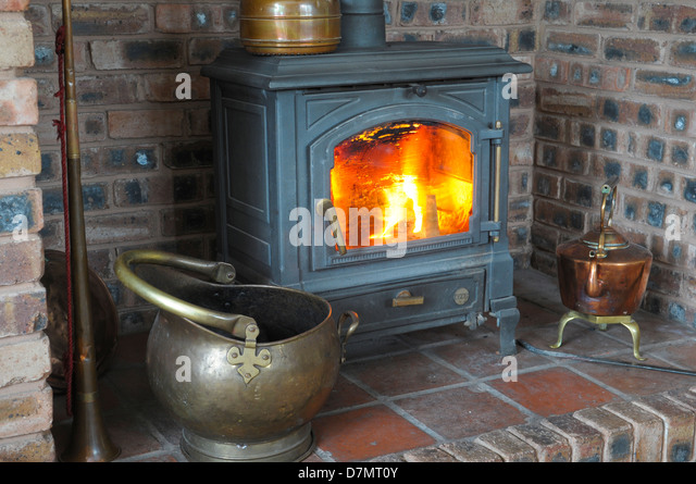 Small Woodburning Stove For Breakfast Room