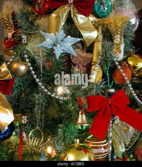 Christmas Decorations Religious: Symbols Of Religious Themes Stock Photos & Symbols Of