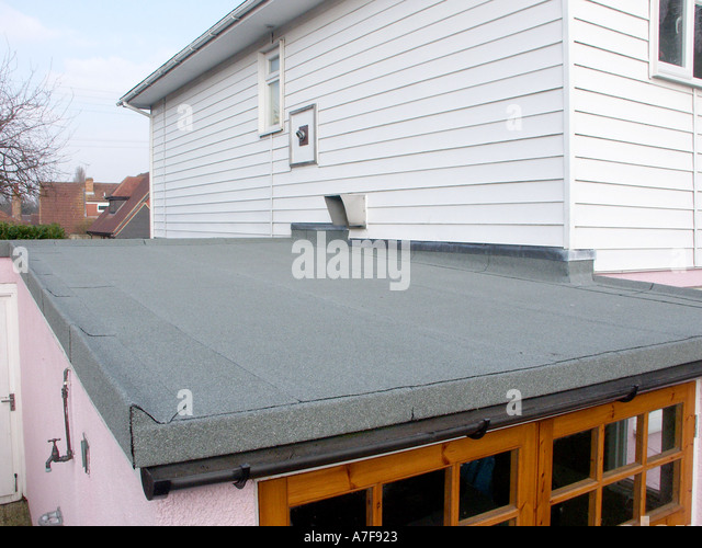 Flat Roof Felt Stock Photos Amp Flat Roof Felt Stock Images