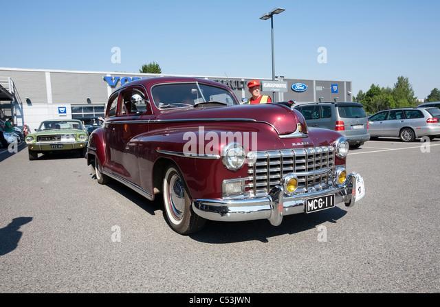 Dodge sedan stock photos dodge sedan stock images alamy for 1948 dodge 2 door sedan