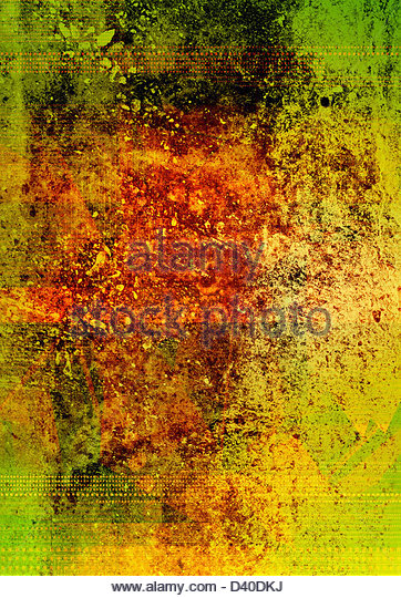 abstract textured art - Stock-Bilder