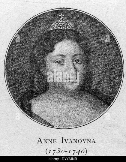 Anna - Stock Image