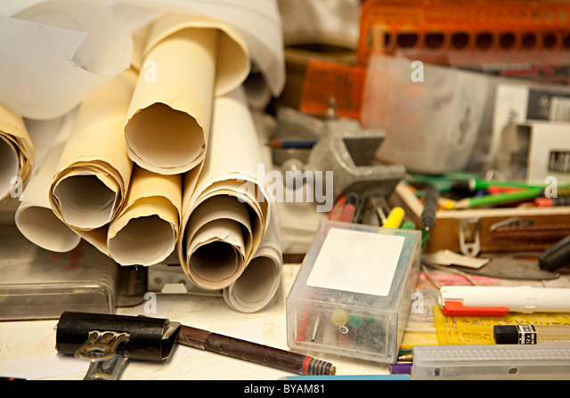 Paper craft - Stock Image