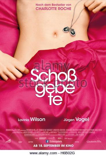 FILM POSTER SCHOSSGEBETE (2014) - Stock-Bilder