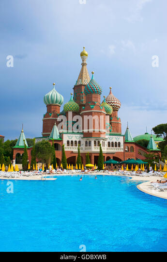 Hotel Kremlin Palace Turkei
