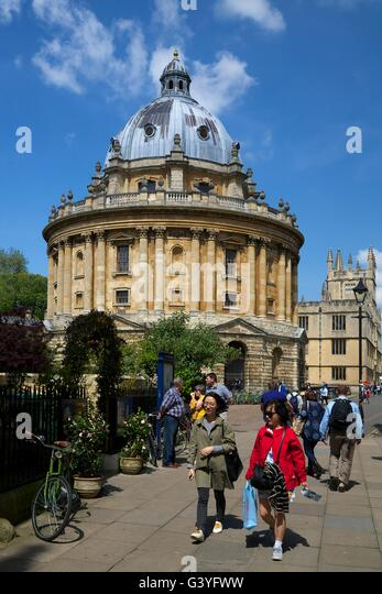 University Of Oxford: Oxford University Campus Stock Photos & Oxford University