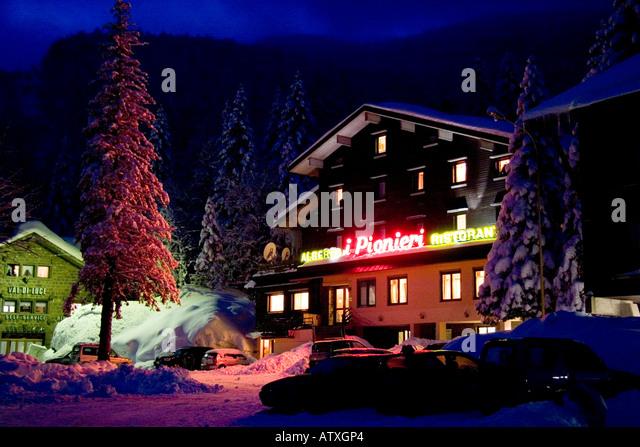 Hotel I Pionieri Val Di Luce