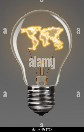 international creativity - Stock Image