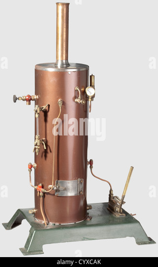 Including stock photos including stock images alamy for Copper water boiler