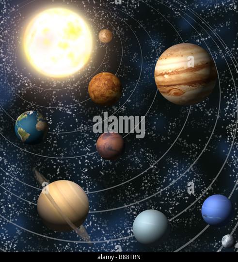 solar system orbits 3d - photo #39