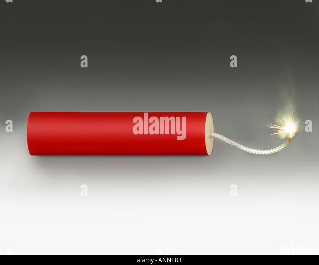 Stick of dynami...