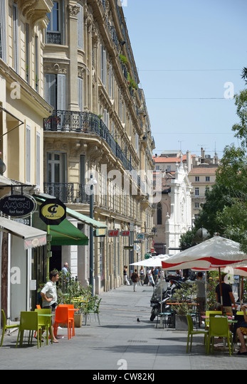 Rue de provence stock photos rue de provence stock for Chambre de commerce marseille rue sainte victoire