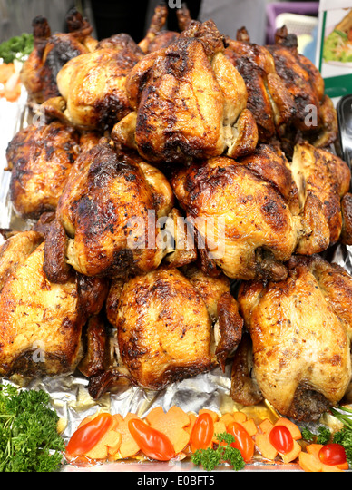 how to make grilled chicken on stove