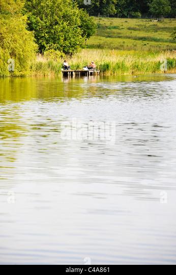 angling fishing uk stock photos angling fishing uk stock