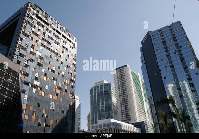 Bank America High Rise Skyscraper In Stock Photos Amp Bank
