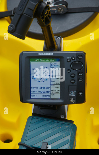 how to use a fishfinder on a kayak