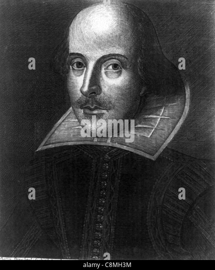 a biography of william shakespeare the great english playwright and poet William shakespeare, english poet and  card portrait of william shakepeare with inkwell and  great english playwright with feather plume pen and skull.