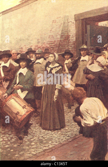 Salem Witchcraft: The Events and Causes of the Salem Witch Trials