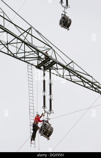 Lineman Stock Photos Amp Lineman Stock Images Alamy