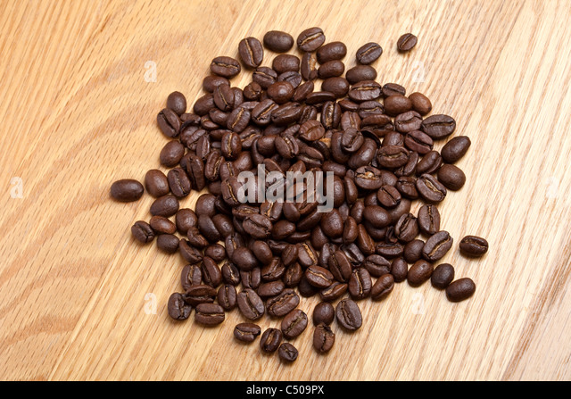 Coffee Beans for background - Stock-Bilder