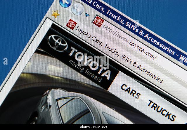Toyota Stock Photos Amp Toyota Stock Images Alamy