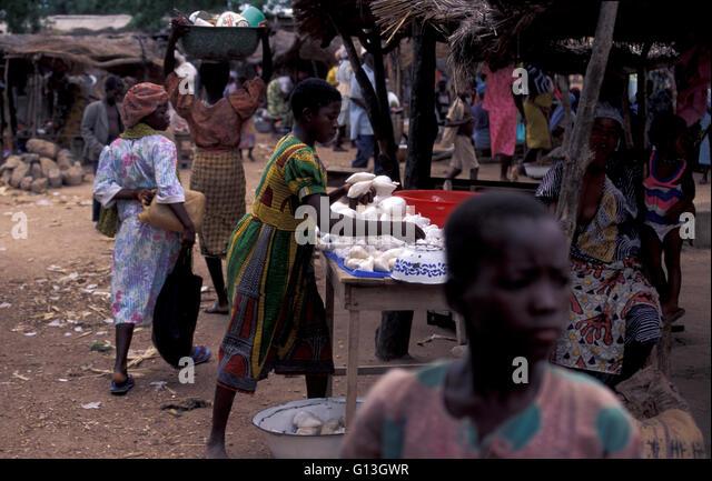 Ghana, the mixed capitalist