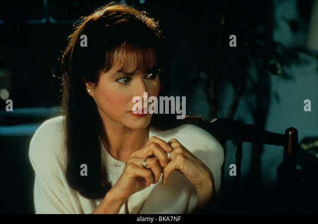BEACHES -1988 BARBARA HERSHEY - Stock Image