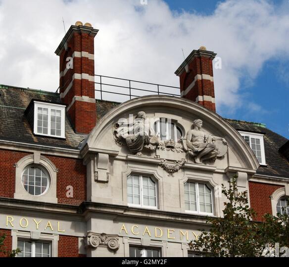 Royal Academy of Music, London - Stock-Bilder