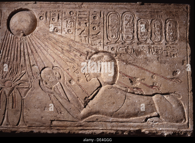akhenaten and the hymn of aten Akhenaten s hymn to aten and psalm 104 of the hebrew bible amenhotep iv, more commonly known as akhenaten, created a religious upheaval in egypt by introducing the.