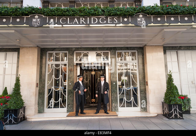Claridges Stock Photos Amp Claridges Stock Images Alamy